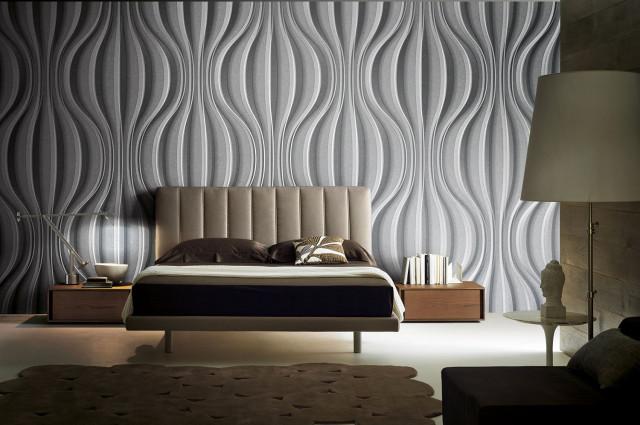 Quando si tratta di decorare la tua casa, l'unico limite è la tua immaginazione. Carta Da Parati Per Camere Da Letto Ecco Quale Scegliere Idealista News