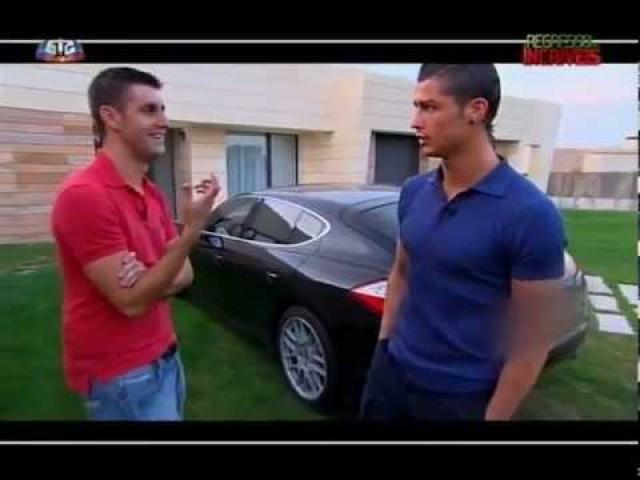 Casas de Cristiano Ronaldo  idealistanews
