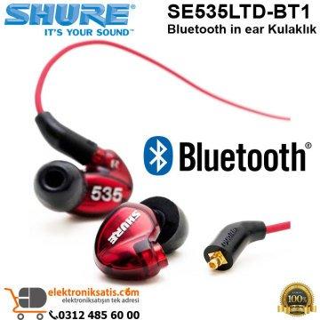 Shure SE535LTD-BT1 Bluetooth in ear Kulaklık