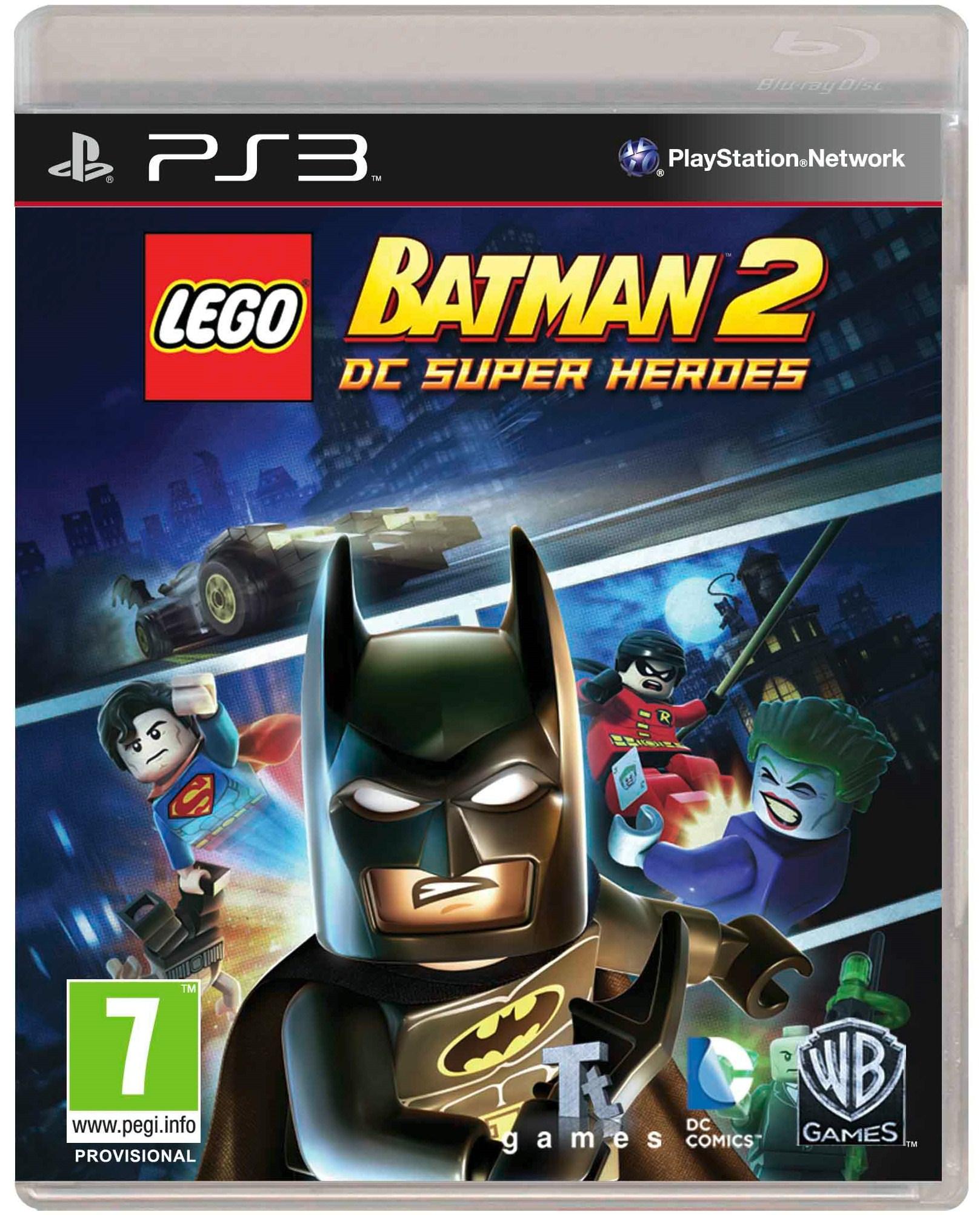 Lego Batman 2: DC Superheroes Featuring The Flash