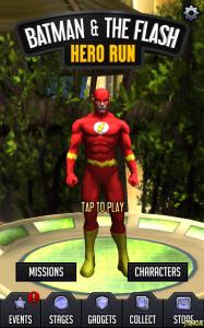 BatmanFlashHeroRun1