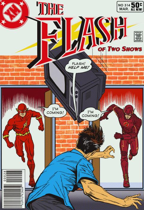 Flash Tv Show Season 2