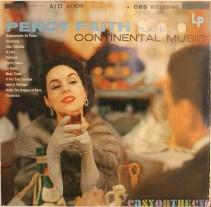 Percy Faith Continental Music