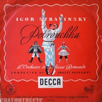 Stravinsky / Petrouchka