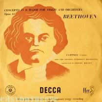 Decca Beethoven LXT 2674