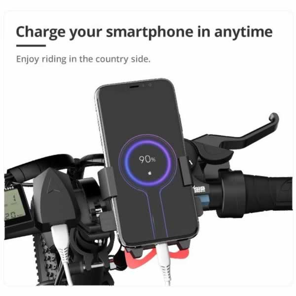 Charge your smartphone easy