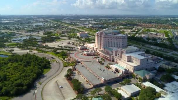 aerial footage medical center