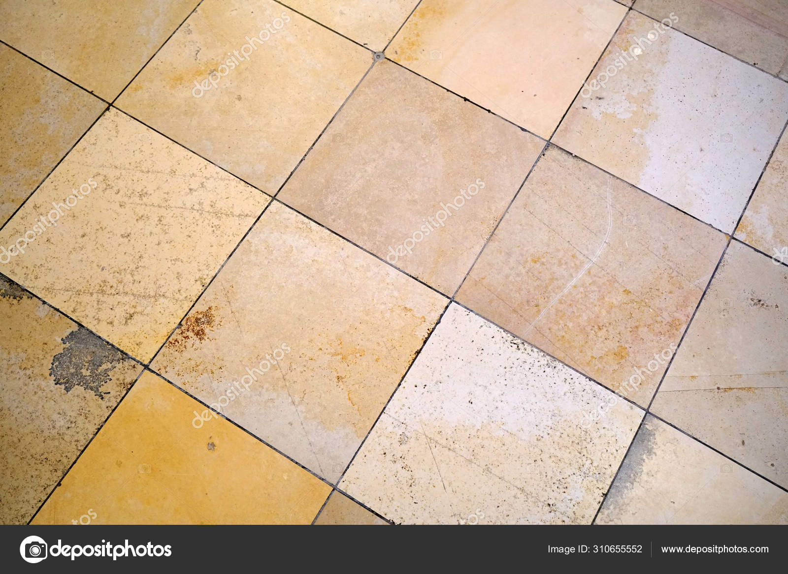 stone tile floors old buildings have been proven hundreds years stock photo image by c helfei 310655552