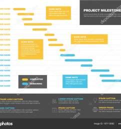 grafico di vettore progetto timeline diagramma di gantt avanzamento del progetto illustrazione stock [ 1600 x 1212 Pixel ]