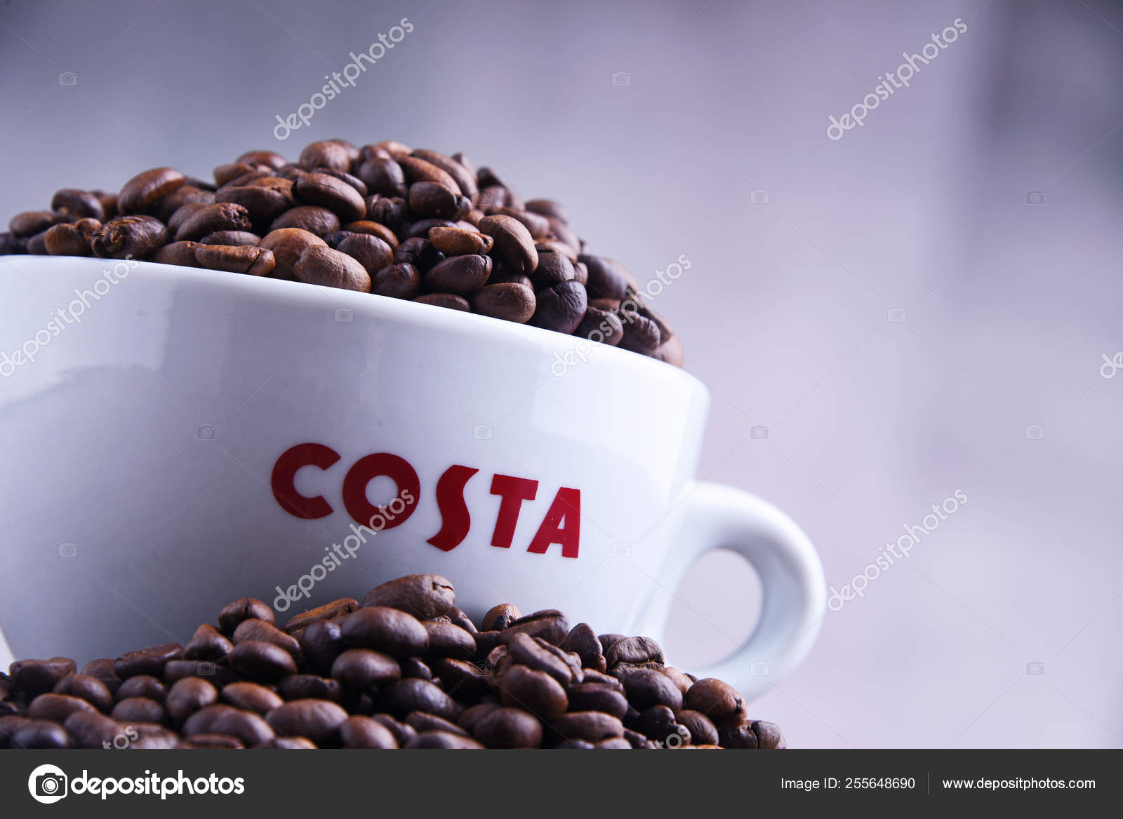 cup of costa coffee