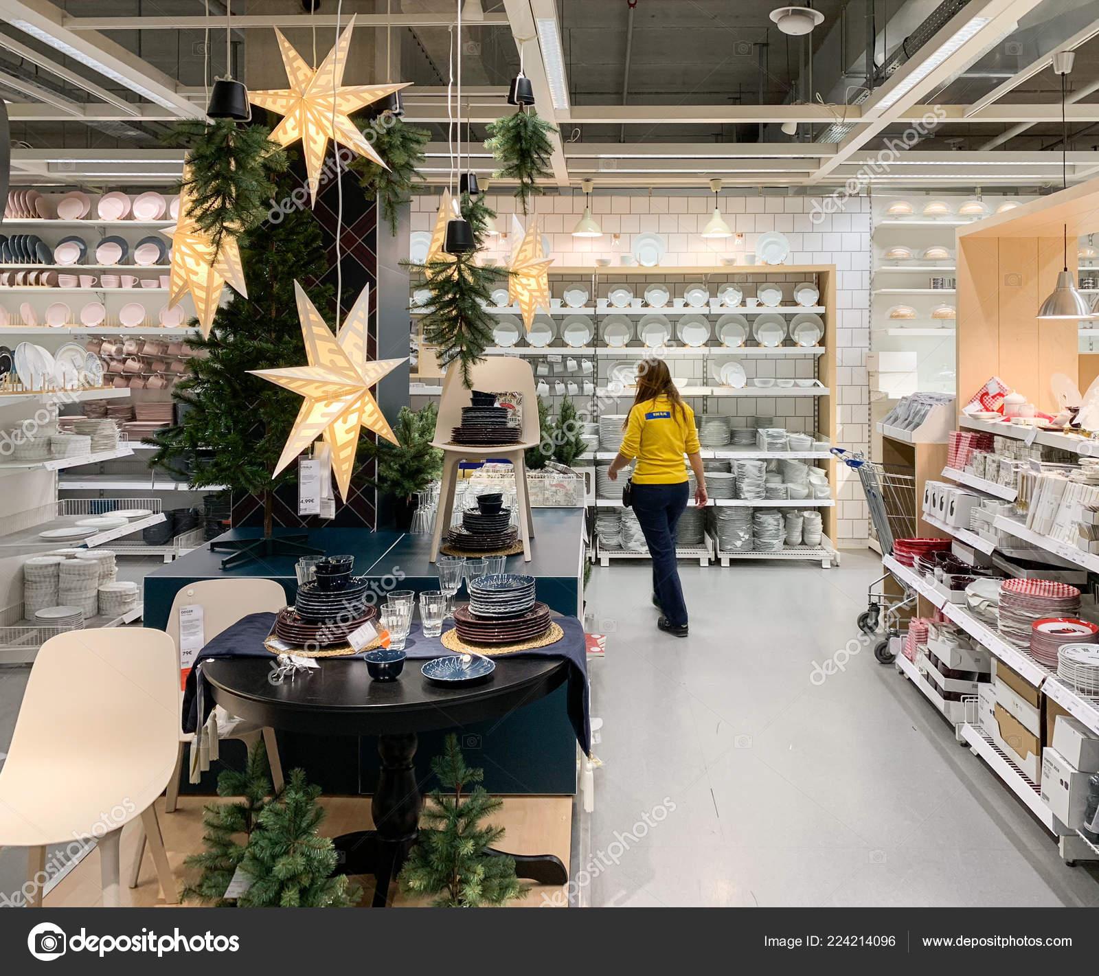 Ikea Christmas Decorations 2018