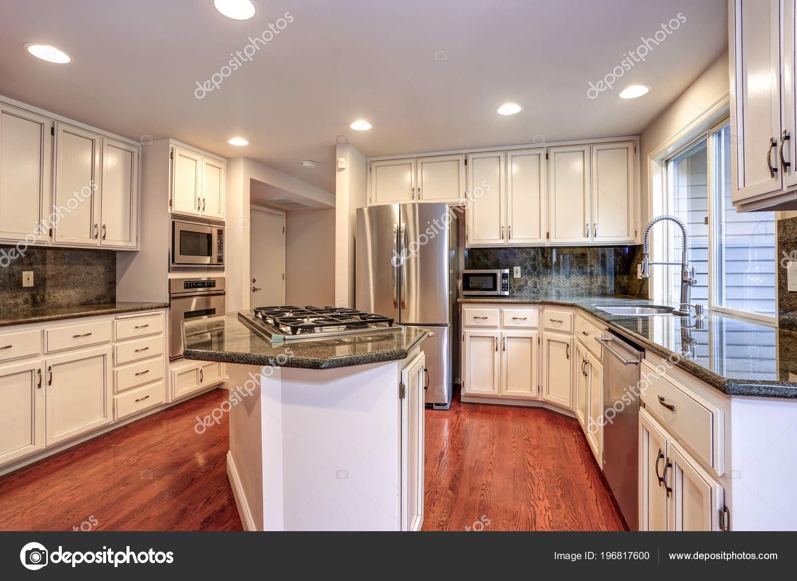 kitchen pantries ninja professional system 1500 白色厨房房间拥有不锈钢用具花岗岩柜台走进茶水间海岛与气体烹调顶部和 白色厨房房间拥有不锈钢用具花岗岩柜台走进茶水间海岛与气体烹调