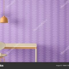 Chairs Kitchen Water Filters 简约的建筑师设计理念桌子和椅子厨房或办公室与灯具几何壁纸背景橙色和 简约的建筑师设计理念桌子和椅子厨房或办公室与灯具几何壁纸