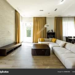 Sofa Room Leeson St Craigslist Atlanta Interior Empty Modern Living Lamp  Stock Photo
