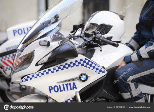 small resolution of bucharest romania october 2018 bmw police motorcycles romanian police force stock photo