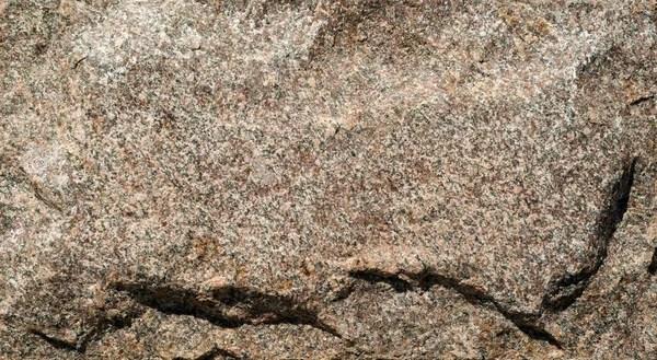 rough unpolished granite block closeup