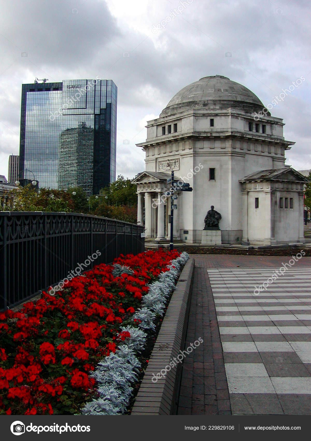 Birmingham United Kingdom October 2003 Hyatt Hotel Towers