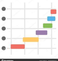 aumento bar con varie frequenze raffigurante il diagramma di gantt vettoriali di prosymbols [ 1520 x 1700 Pixel ]