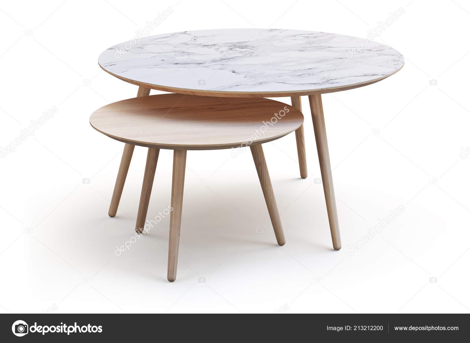 https depositphotos com 213212200 stock photo modern white coffee tables thin html