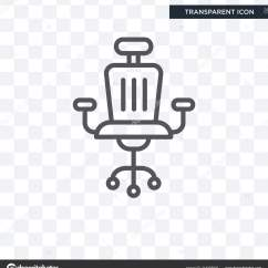 Office Chair Vector Swing With Stand Kuwait Icon Isolated On Transparent Background Off Stock