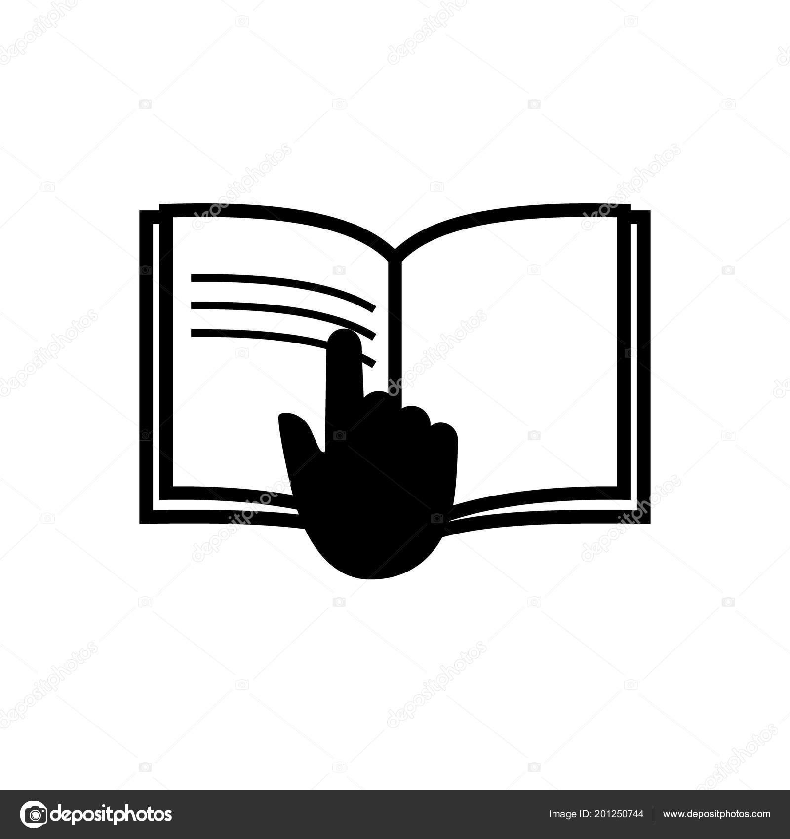 Leer Símbolo Embalaje Manual Lea Las Instrucciones Signo