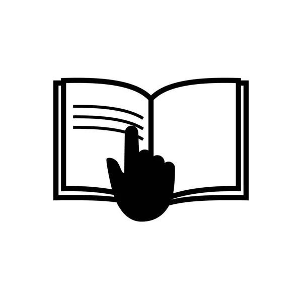 Read manual icon — Stock Vector © furtaev #36683915