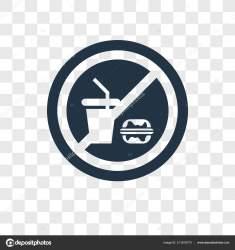 No food vector icon isolated on transparent background No food logo design Stock Vector © TopVectorStock #211818770