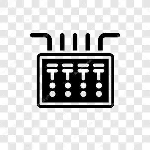 small resolution of icono caja fusible estilo dise o moda icono caja fusible aislado archivo im genes vectoriales topvectorstock 218178976
