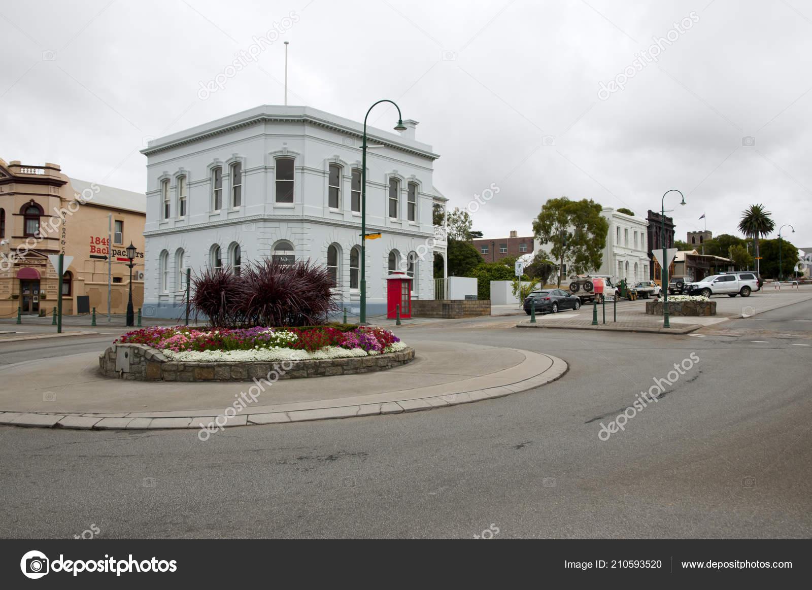 Albany Australia February 2018 Roundabout York Striling