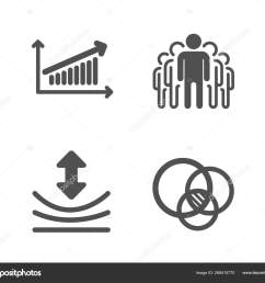set of resilience chart and group icons euler diagram sign elastic presentation chart managers classic design resilience icon flat design  [ 1600 x 1394 Pixel ]