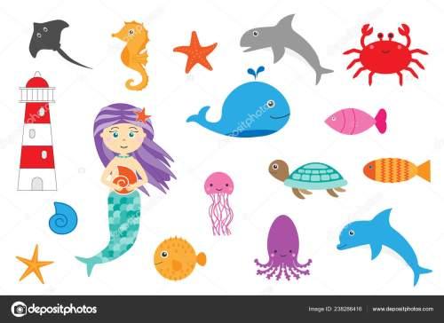small resolution of Underwater animal activities for preschoolers   Learning Ocean Animals  Children Fun Education Game Kids Development Preschool — Stock Vector ©  olya.by@mail.ru #238286416