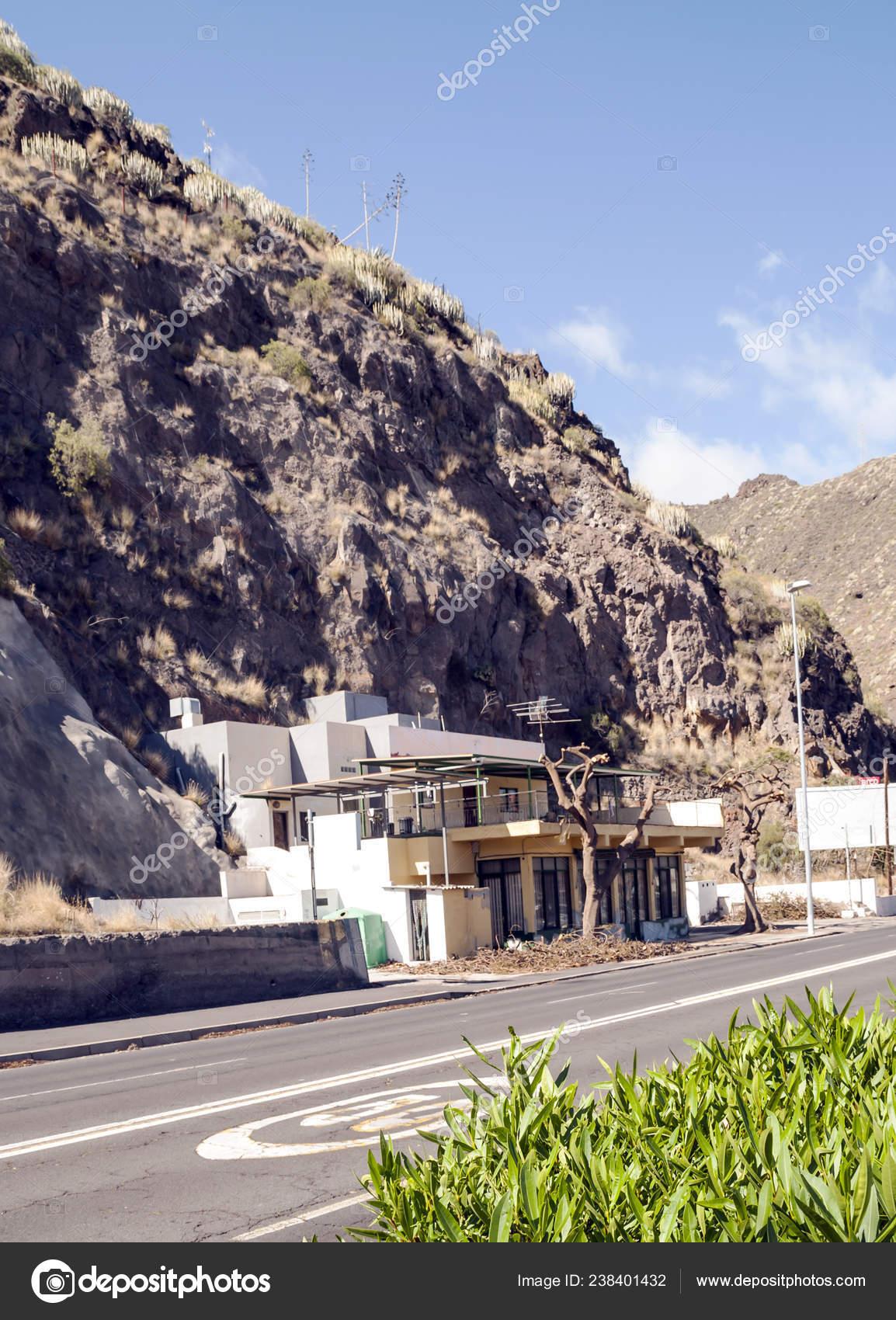 Santa Cruz Tenerife Canary Island Spain June 2018 Santa Cruz