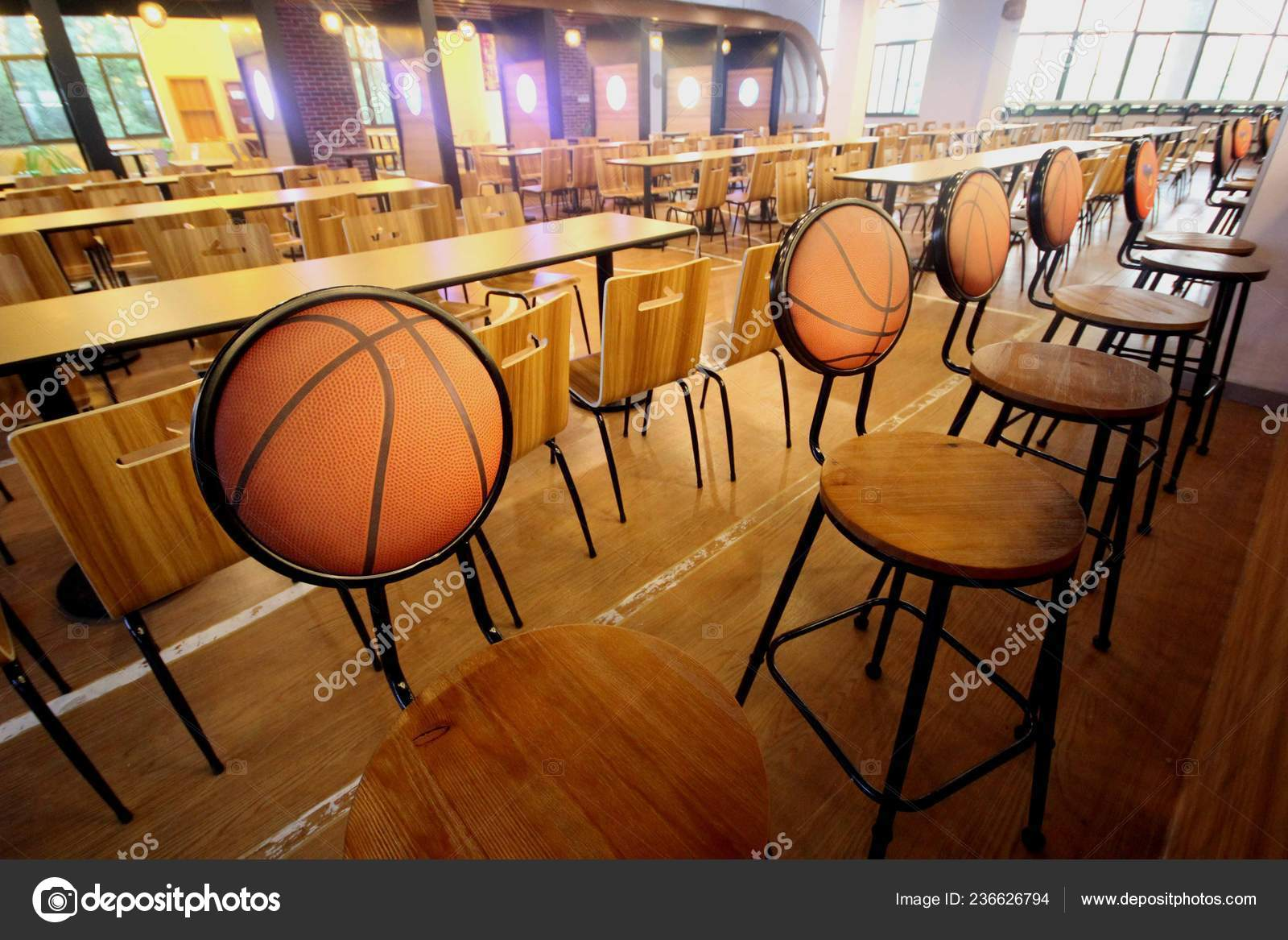 Basketball Chairs View Chairs Featuring Basketball Elements Sports Themed Canteen