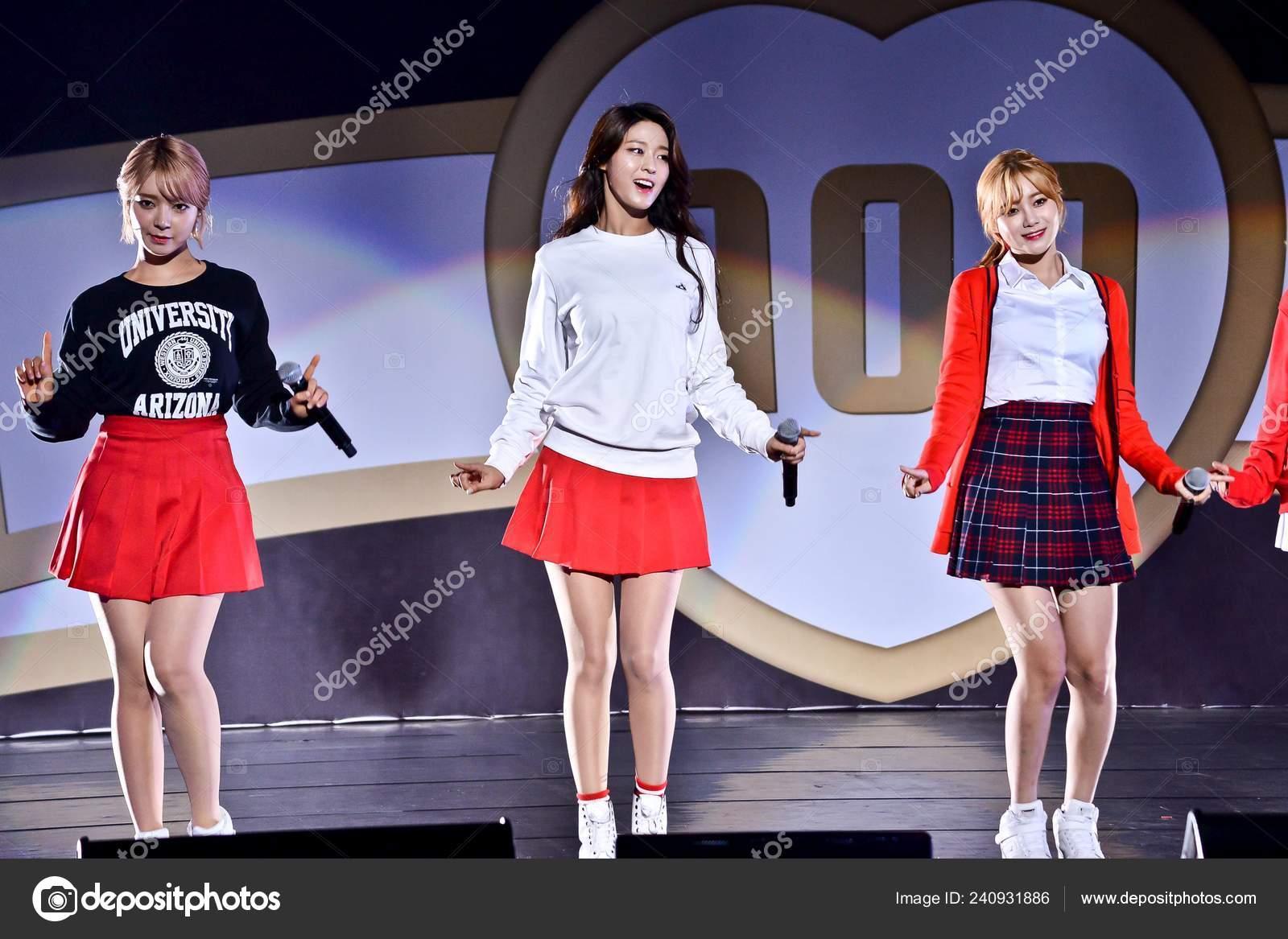 members south korean girl