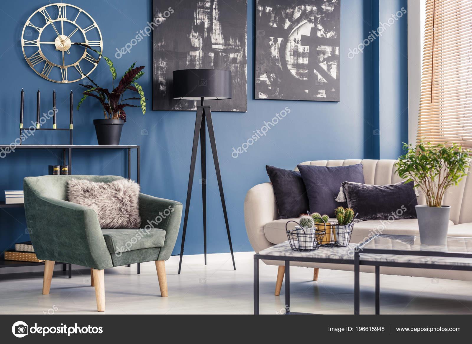 Fauteuil Salon Moderne Beige