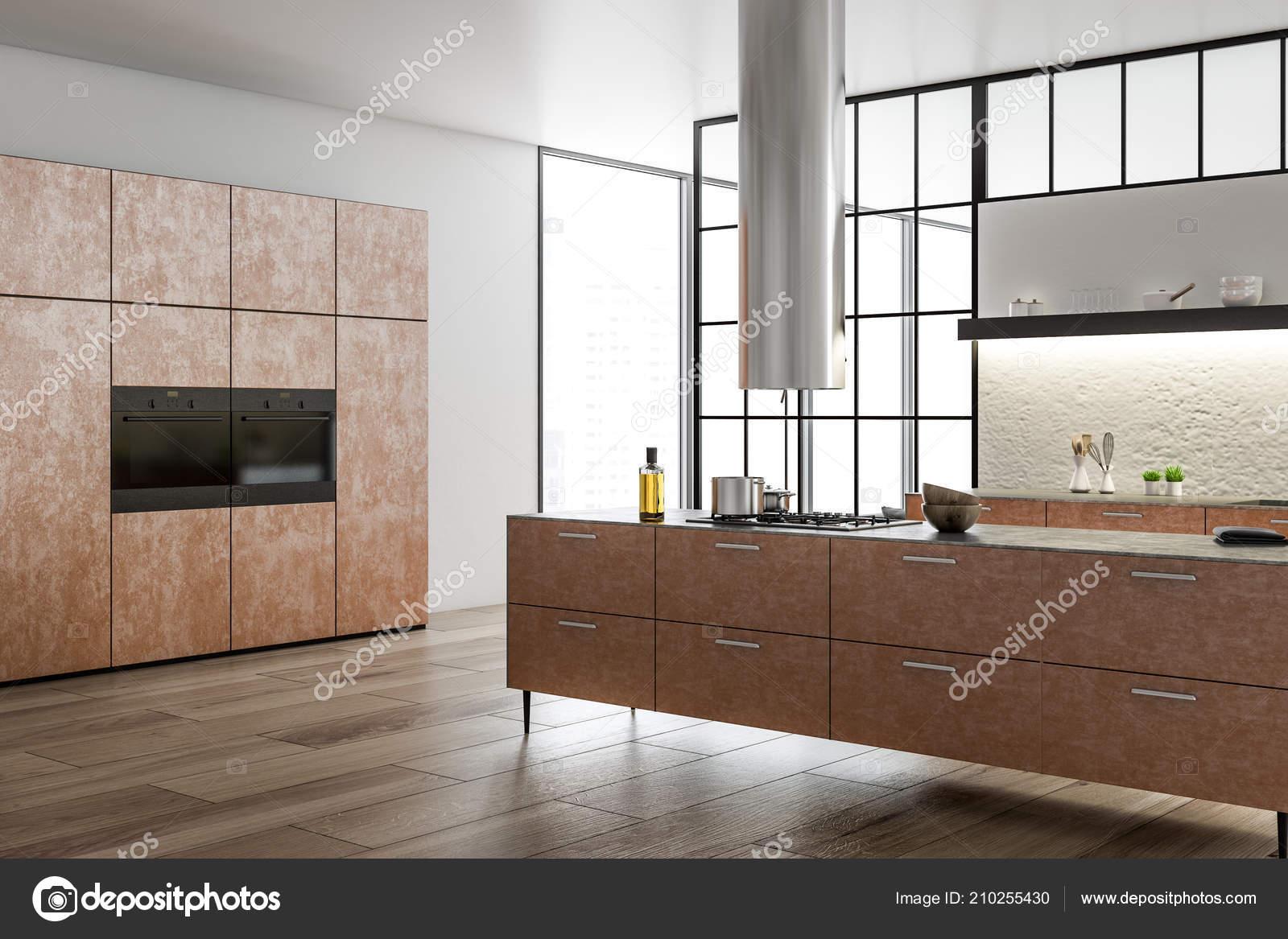 tile flooring kitchen aunt jemima curtains 现代灰色墙壁厨房角落与全景窗口一个六角灰色瓷砖地板和褐色台面与修造在 现代灰色墙壁厨房角落与全景窗口一个六角灰色瓷砖地板和褐色台面