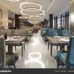 Cozy Restaurant Design Cozy Luxury Interior Restaurant Comfortable Modern Dining Place Contemporary Design Stock Photo C Kuprin33 228586288