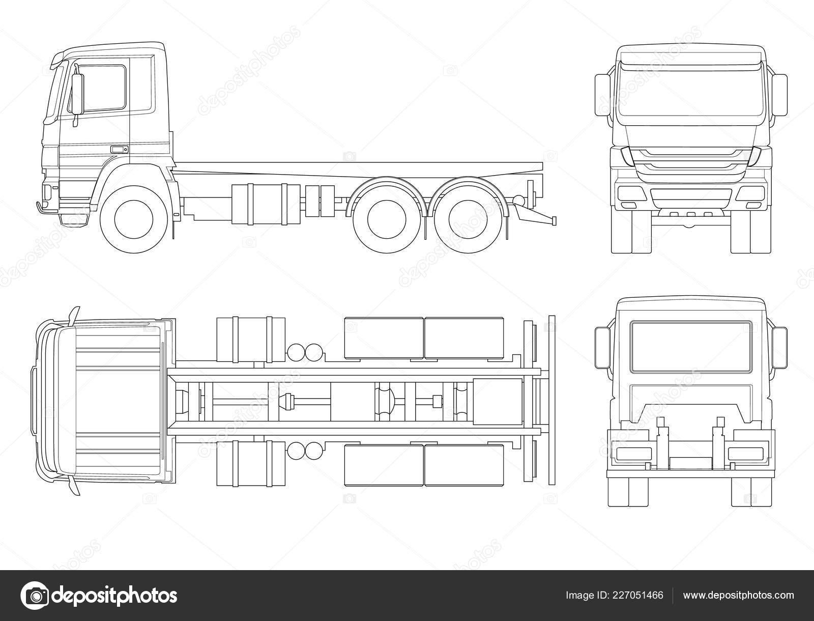 hight resolution of semi truck diagram views wiring diagram data today semi truck diagram views