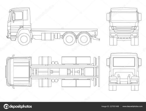 small resolution of semi truck diagram views wiring diagram data today semi truck diagram views