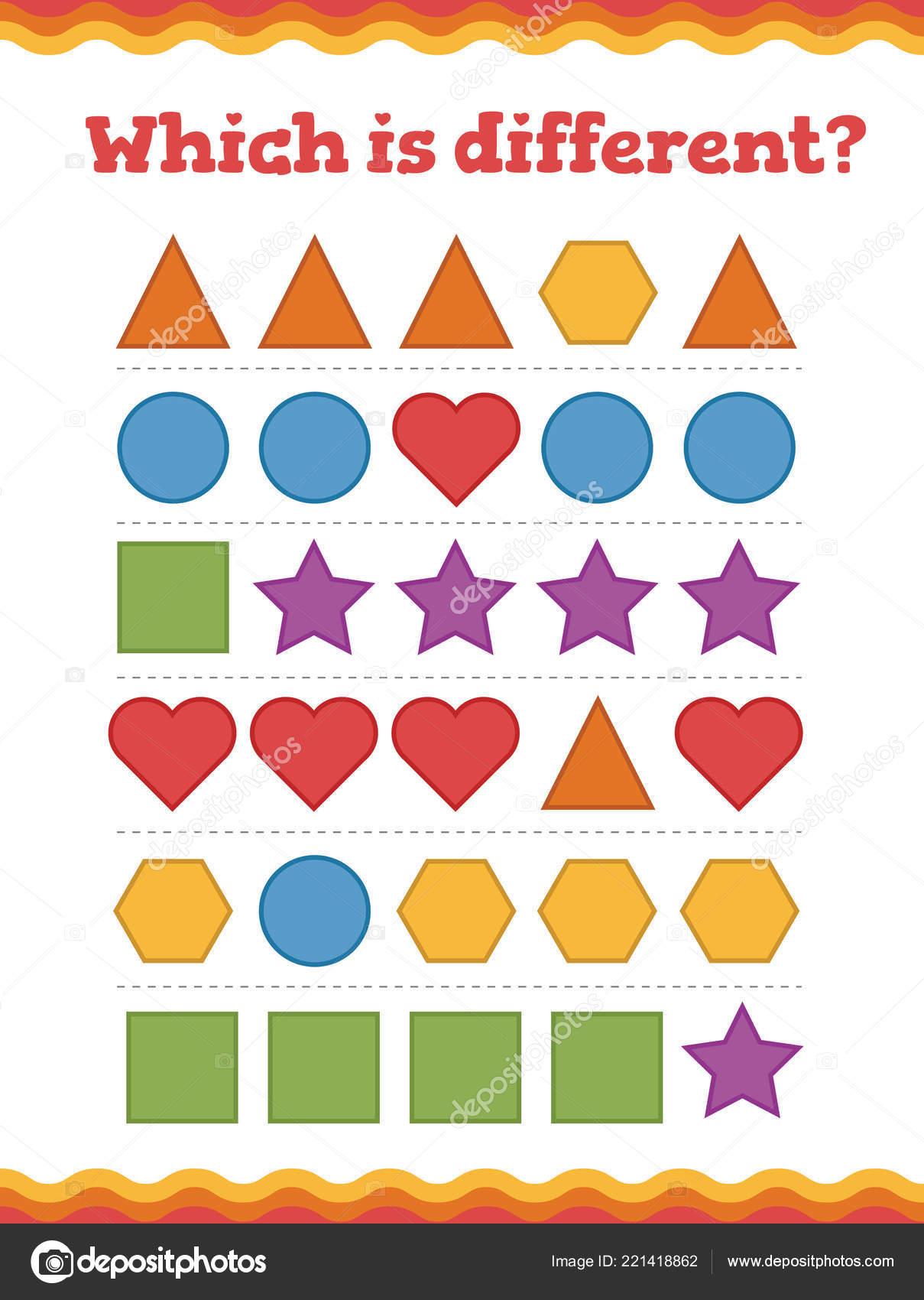 Apprendre Les Formes Et Figures Geometriques Qui Est La