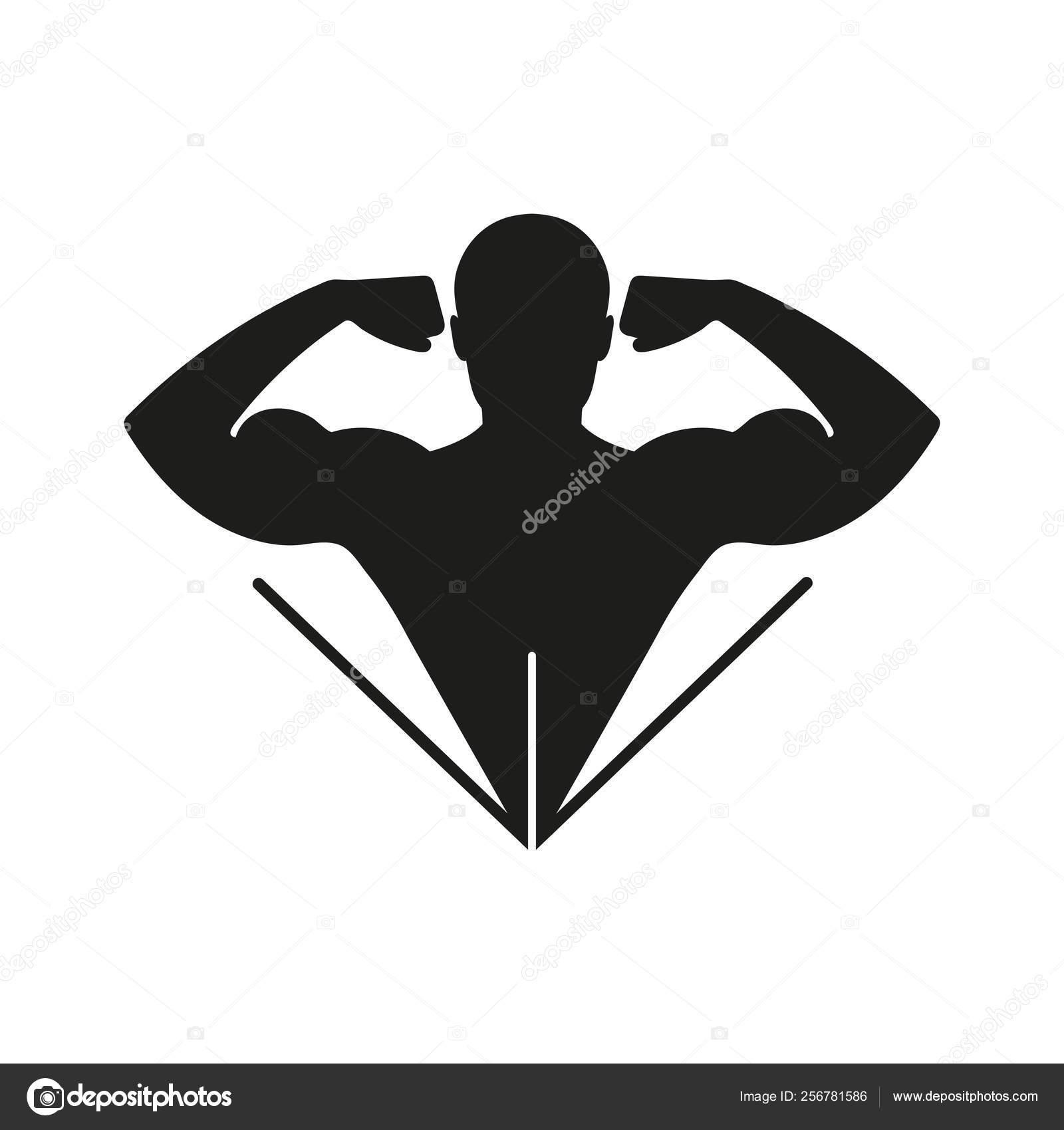 Fitness Vector Logo Stock Vector C Iaroslav Brylov 256781586