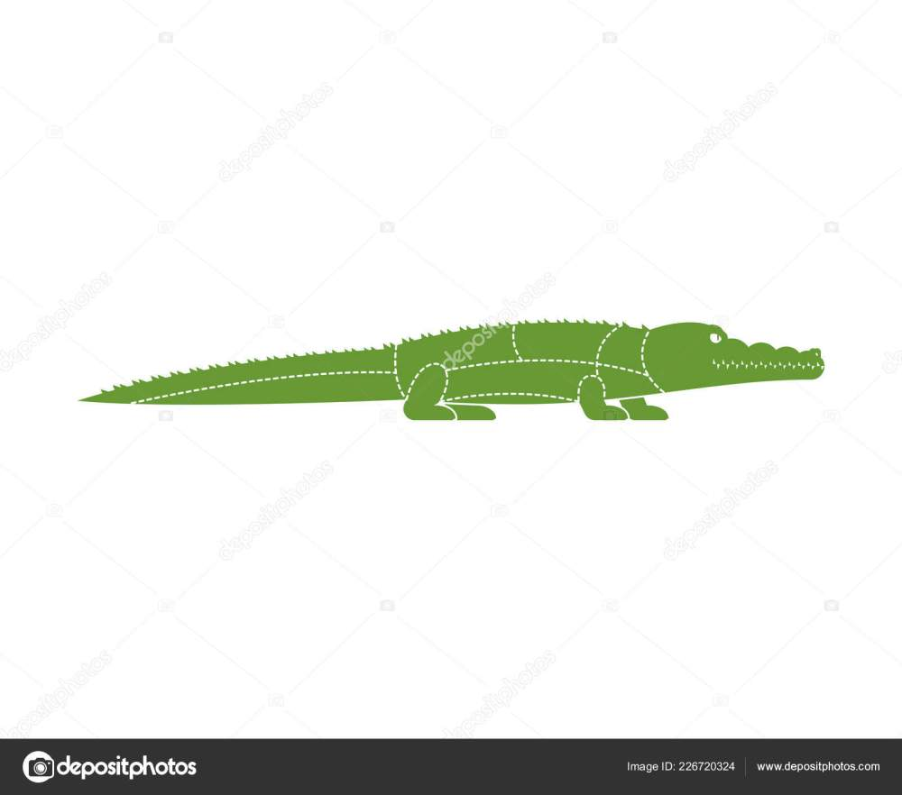 medium resolution of cut meat crocodile alligator silhouette scheme lines different partscut of meat crocodile alligator silhouette scheme lines