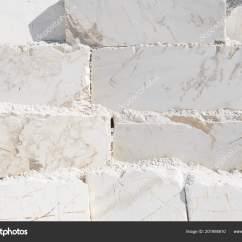 Marble Kitchen Floor Table With Rolling Chairs 石材白色灰色大理石纹理背景 厨房地板和台面柜台豪华内饰 图库照片