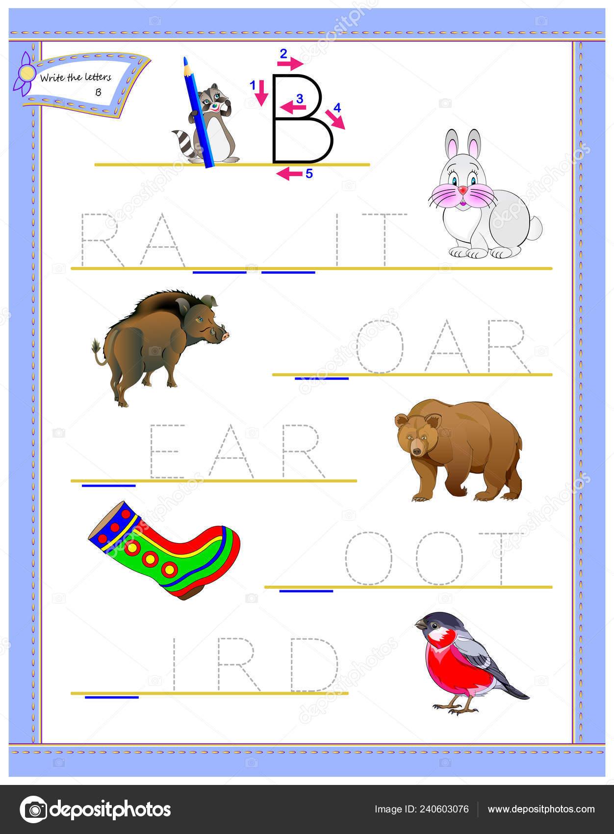 Suivi Lettre Pour Etude Alphabet Anglais Page Education