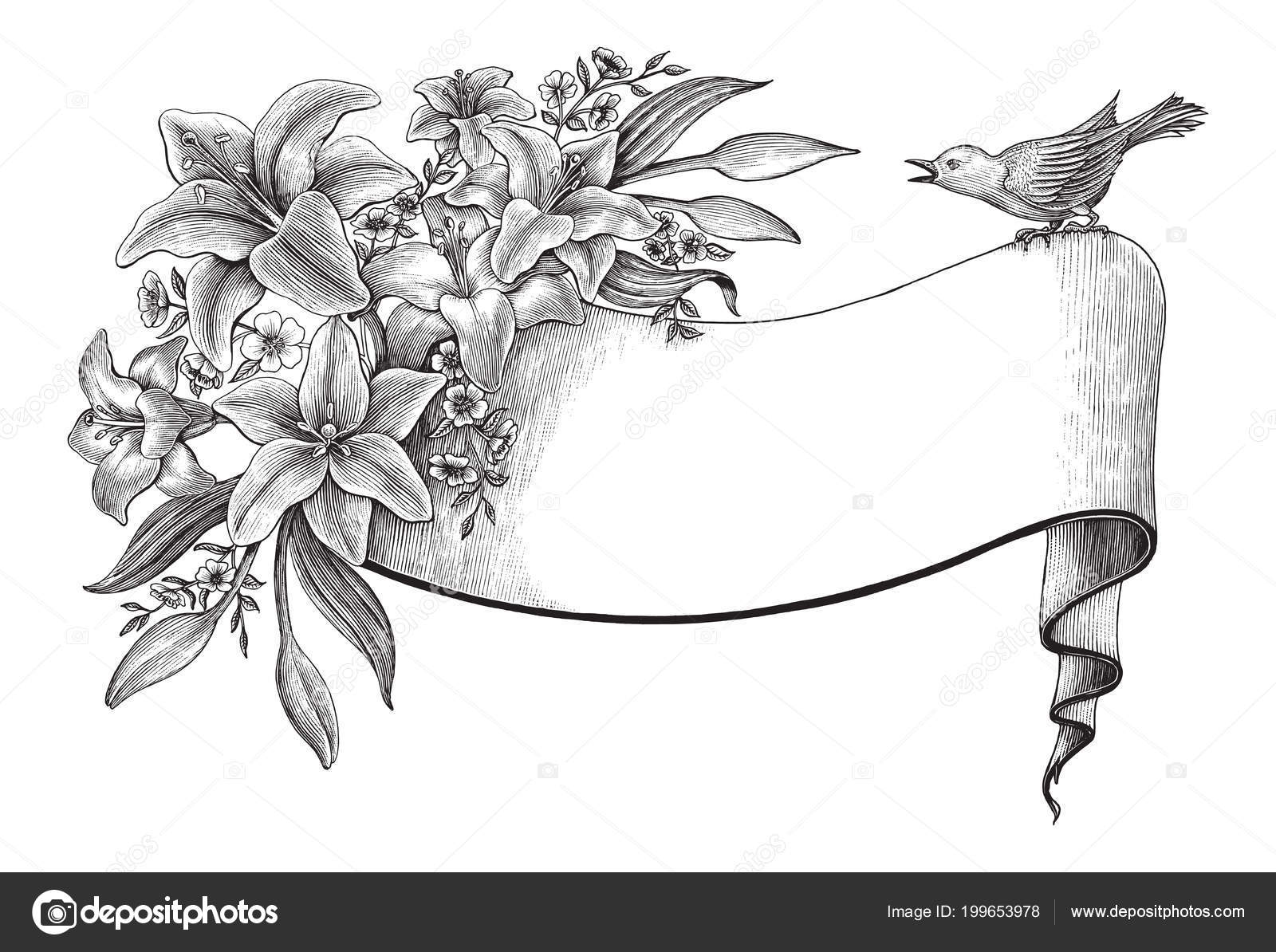 Fleure De Lys Dessin