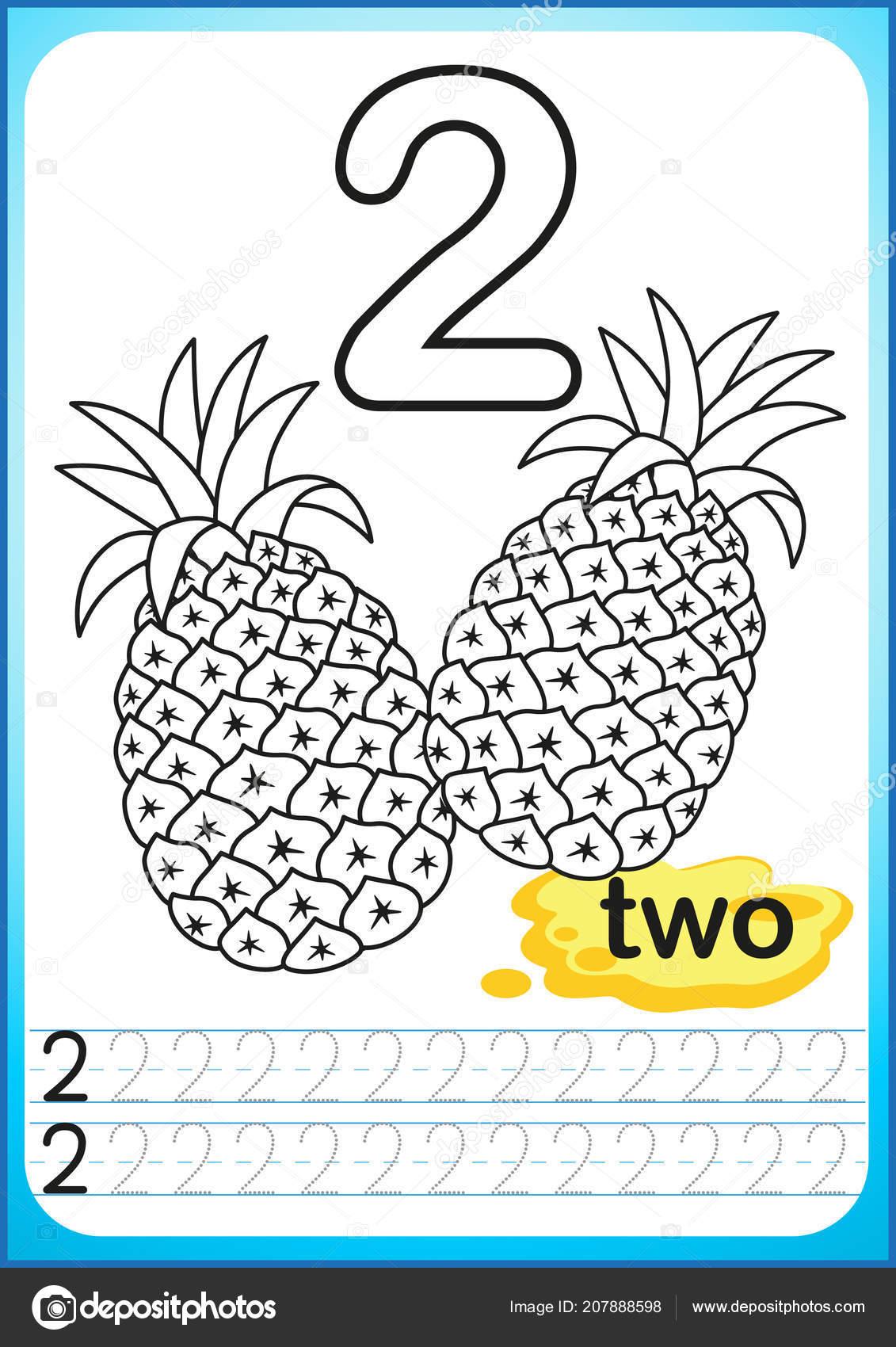 Dibujo Para Colorear Banana Frutas T