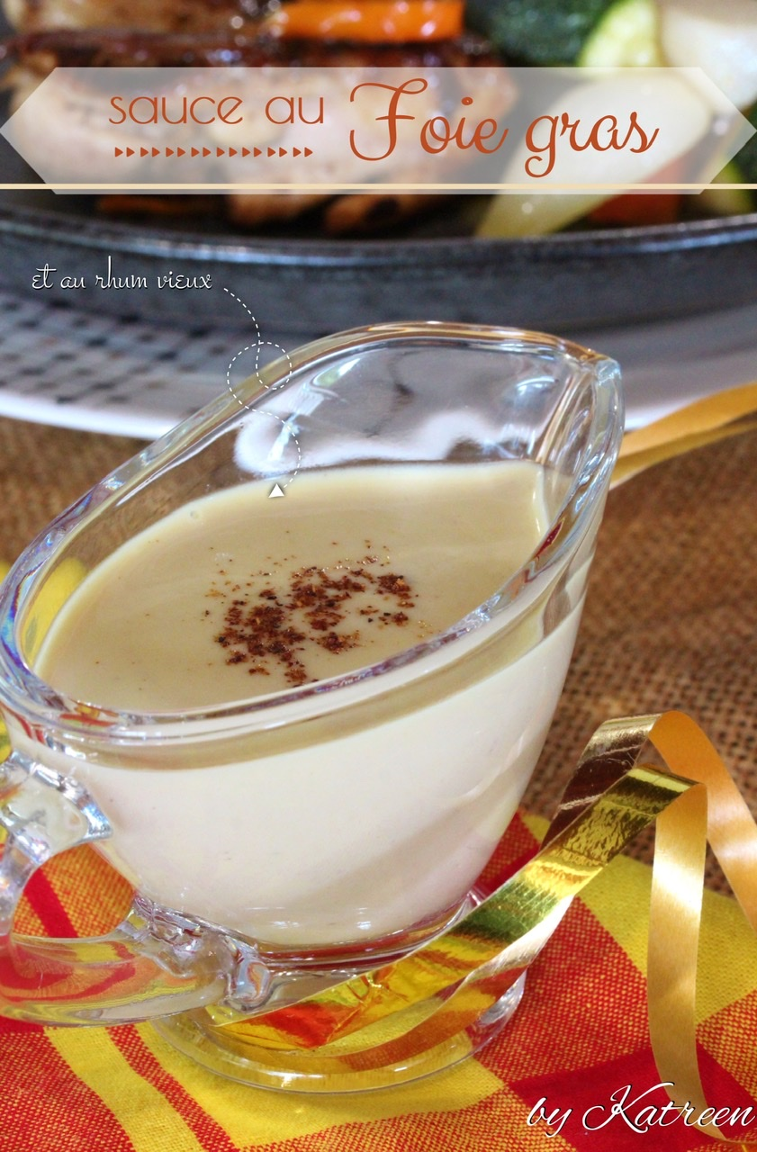 Meilleur Sauce Au Foie Gras : meilleur, sauce, Cette, Sauce, Vieux, Donne, Fête, Plats