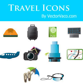 9 Travel Emblems Free Vector Download 336389 CannyPic