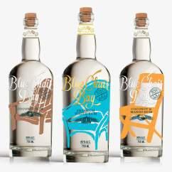 Blue Chair Rum Stool Dubai Bay Explorations St8mnt Brand Agency