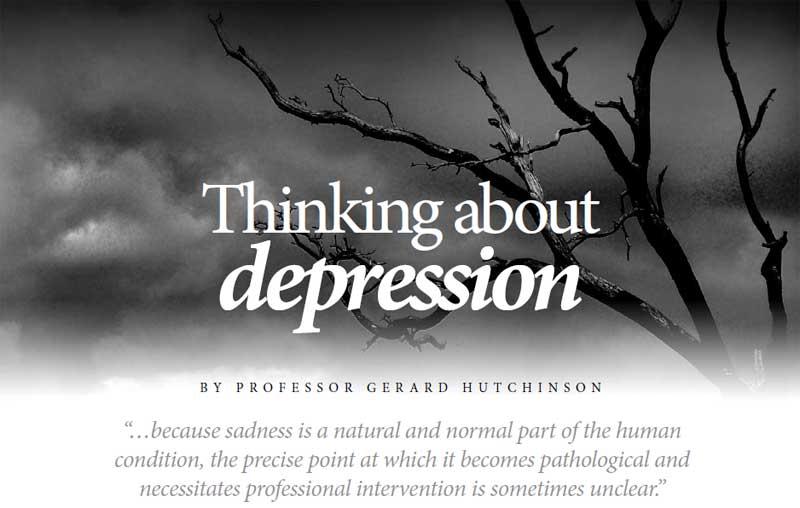 Major depressive episode | MoreMental Inc.